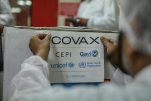 COVAX from UNICEF