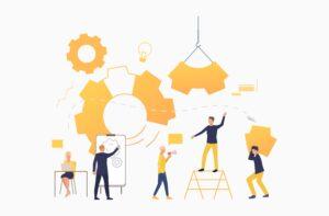 business-team-working-as-mechanism-min