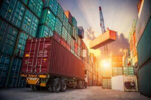 logistics transportation container